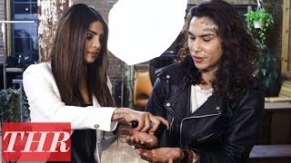 Priyanka Chopra Raids Hair Stylist Castillo's Bag | THR Beauty Issue 2016
