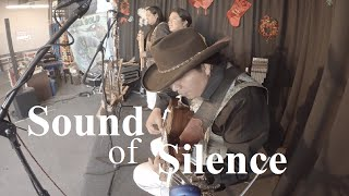 SOUND OF SILENCE | PAN FLUTE AND GUITAR Live Concert HD