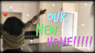 WE FINALLY DID IT!!!!! OUR NEW HOME!!!!