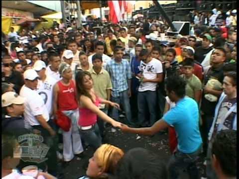 la sonora matancera bailes callejeros ciudad de mexico