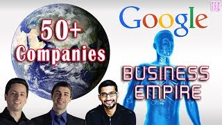 Google Business Empire (Uber, Airbnb) | Alphabet | How big is Google?