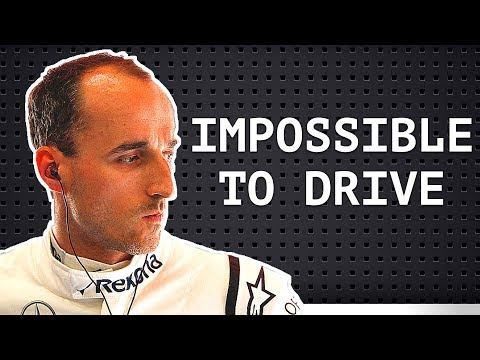 """Kubica 'Embarrassed' by Williams Car - Ricciardo """"I Don't Want to Moan Like a Little Girl"""""""