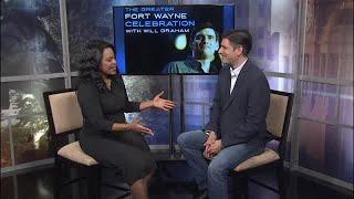 Evangelist Billy Graham's Grandson Will Graham Previews Fort Wayne Celebration