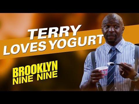 Everything Terry Loves Brooklyn Nine Nine