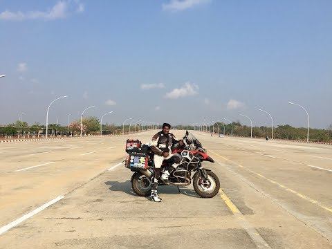 Xxx Mp4 WORLD RIDE 2017 EP 185 Return Journey Broadest Road Of Myanmar 3gp Sex