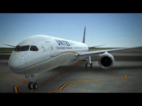 Xxx Mp4 Infinite Flight United Airlines Boeing B787 10 Dreamliner KLAX KSAN 3gp Sex