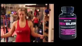 Miesha Tate Launches RevBurn Thermogenic with RevLabs