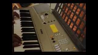 Malare ninne kanathirunnal Premam - Piano cover