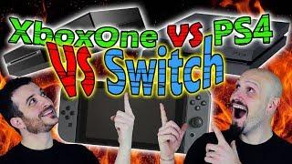 PS4 VS XBOX ONE VS SWITCH: The Chosen