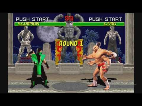 Xxx Mp4 Mortal Kombat 1 Arcade Cheat Code Glitch Collection 3gp Sex