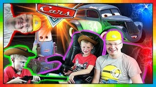 Cars 3 Driven To Win gameplay ★★ Guido Vs River Scott ★★ David Vs Papa