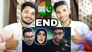 PUTTING AN END TO SHAM IDREES DRAMA FOREVER !!   INDIAN REACTION.
