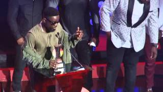 Sarkodie receives Awards @ VGMA 2016