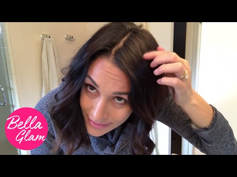One of Brie Bella s favorite life hacks Get rid of grey hairs with this beauty product