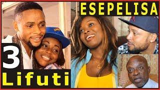 LIFUTI 3 Herman Doutshe Vue deLoin Fatou Pomba Lea Sundiata ESEPELISA Nouveau Theatre Congolais 2017