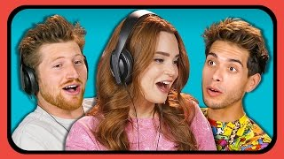YouTubers React to Make-A-Wish (Wishes to children with life-threatening illnesses)