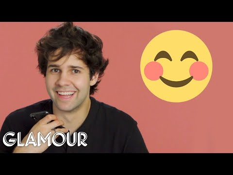 David Dobrik Shows Us the Last Thing on His Phone Glamour