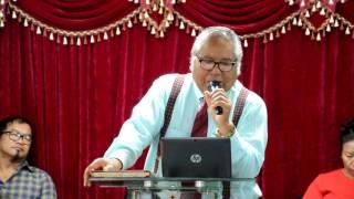 Rev.Dr.Lalchungnunga Sermon - RINNA.  (28- May-2017)