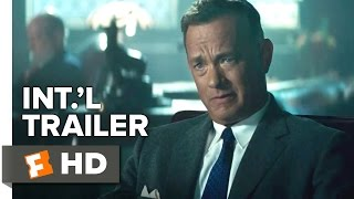 Bridge of Spies Official International Trailer #1 (2015) - Tom Hanks Cold War Thriller HD