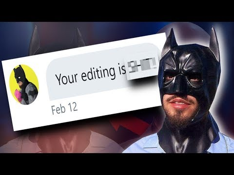Xxx Mp4 Brad2 Responds To Batman Goose From Dr Phil 3gp Sex