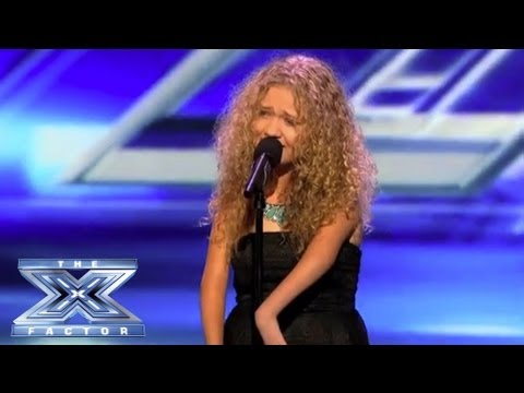 Rion Paige Judges are Blown Away THE X FACTOR USA 2013