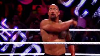 The Rock Titantron 2017 HD