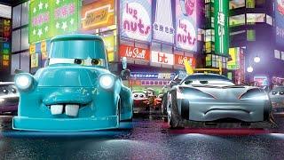 Cars Tokyo Drift