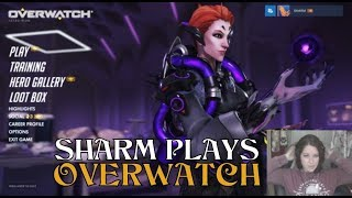 Sharm Plays: Overwatch (Explicit Language)
