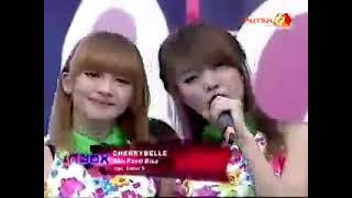 Cherrybelle  Aku Pasti Bisa at Inbox 26.04.2013 (www.cherrybelleofc.tk)