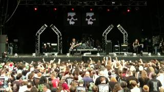 Flotsam & Jetsam - No Place For Disgrace - Bloodstock 2014