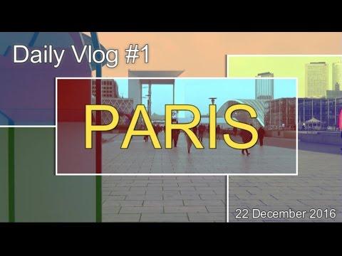 Jalan-jalan cari makan di kota Paris, Perancis habis gajian - Paris Daily Life