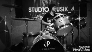 H2O-what happened (drum video by ucup kampleng)