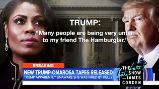 The Omarosa-Trump Tapes You Haven