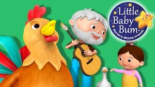 Old MacDonald Had A Farm | Part 3 | Nursery Rhymes | By LittleBabyBum!