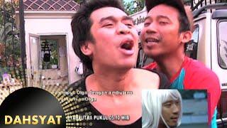 Warisan Olga, video lama Denny jemput alm  Olga dengan ambulance [Dahsyat] [19 Nov 2015]