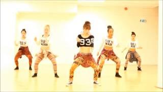 Urban Afrobeat Mix Tape Video  - Sara Galan - Galang Crew