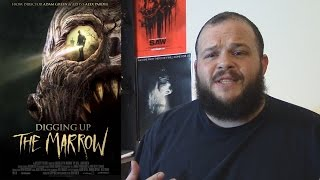 Digging Up the Marrow (2014) movie review horror comedy mockumentary