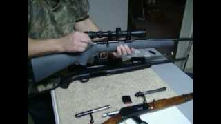 HOW to CLEAN BOLT ACTION RIFLES