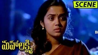 Unni Mukundan Hugs Ananya From Back And Teases - Love Scene - Mahalakshmi (Seedan) Movie Scenes