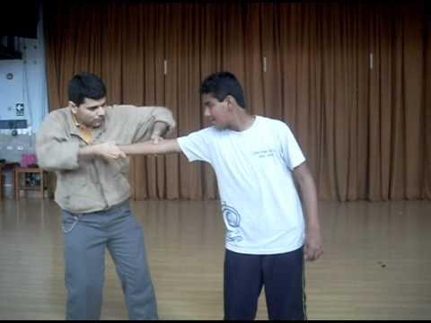 Kansetsu waza karate 1.AVI