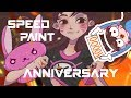 Download Video Download 10K subscribers special video (D.Va fanart) 3GP MP4 FLV