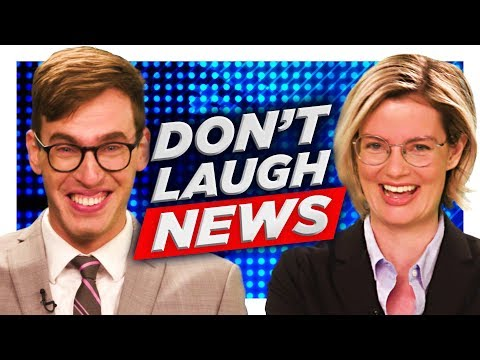 The Don t Laugh Newsroom Challenge