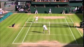 Tennis is a Dangerous Sport