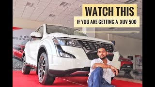 MAHINDRA XUV 500 2018 Honest Review / That Car Guy