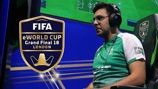 FIFA 18 | FIFA eWorld Cup Grand Final | MSdossary vs StefanoPinna