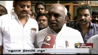Pon Radhakrishan talks about election alliance, says BJP is strong in TN