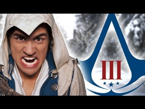 ULTIMATE ASSASSIN S CREED 3 SONG Music Video