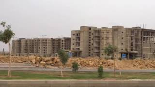 Bahria Town Karachi - Bahria Apartments Progress - Jul 15 2016