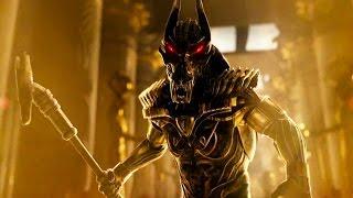 Clip: Anubis VS Horus (Dioses de Egipto) HD 1080p