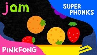 am | Pam Jam Jam | Super Phonics | Pinkfong Songs for Children